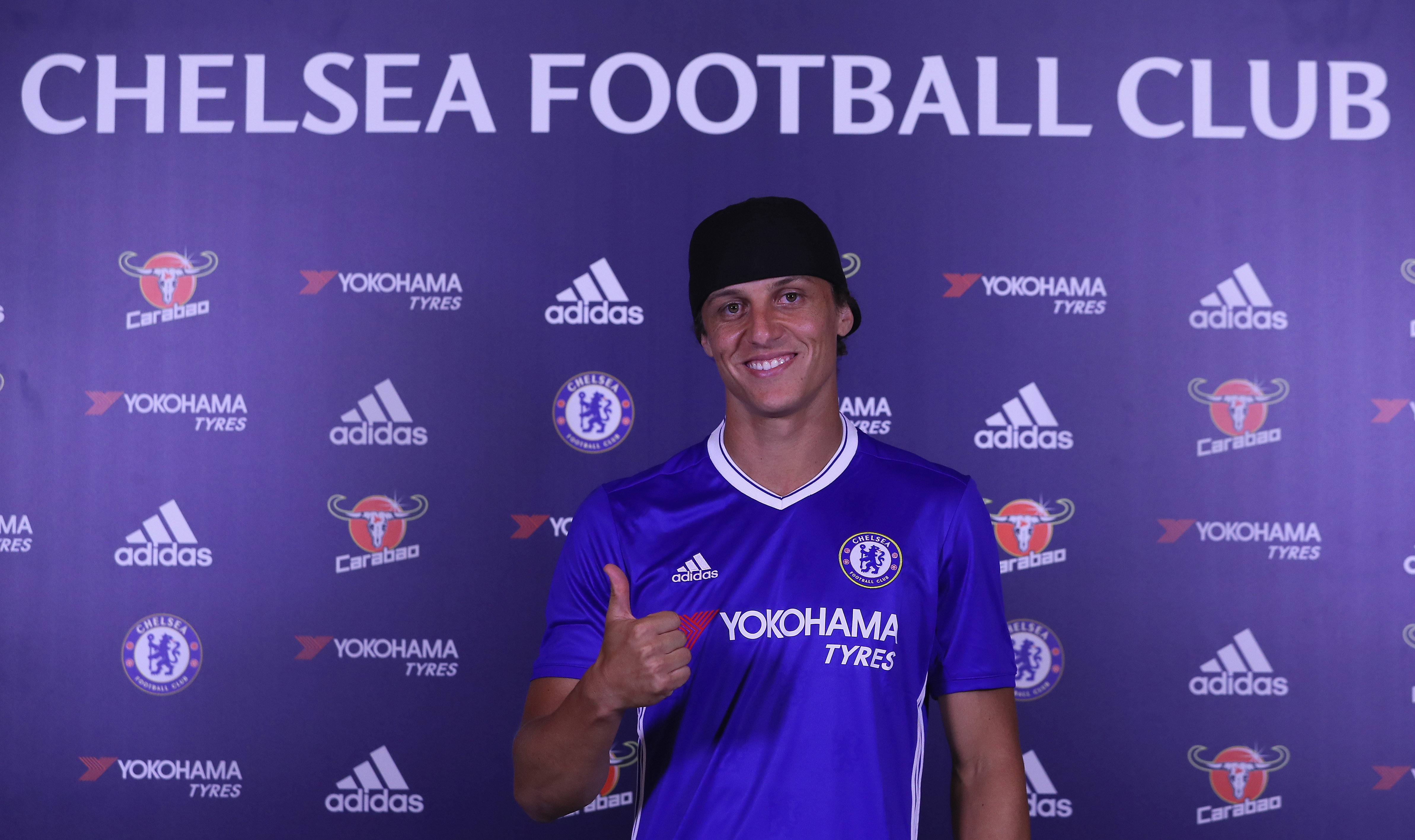 """David Luiz is here """"to wear the shirt"""", maybe we should shut up and let him"""