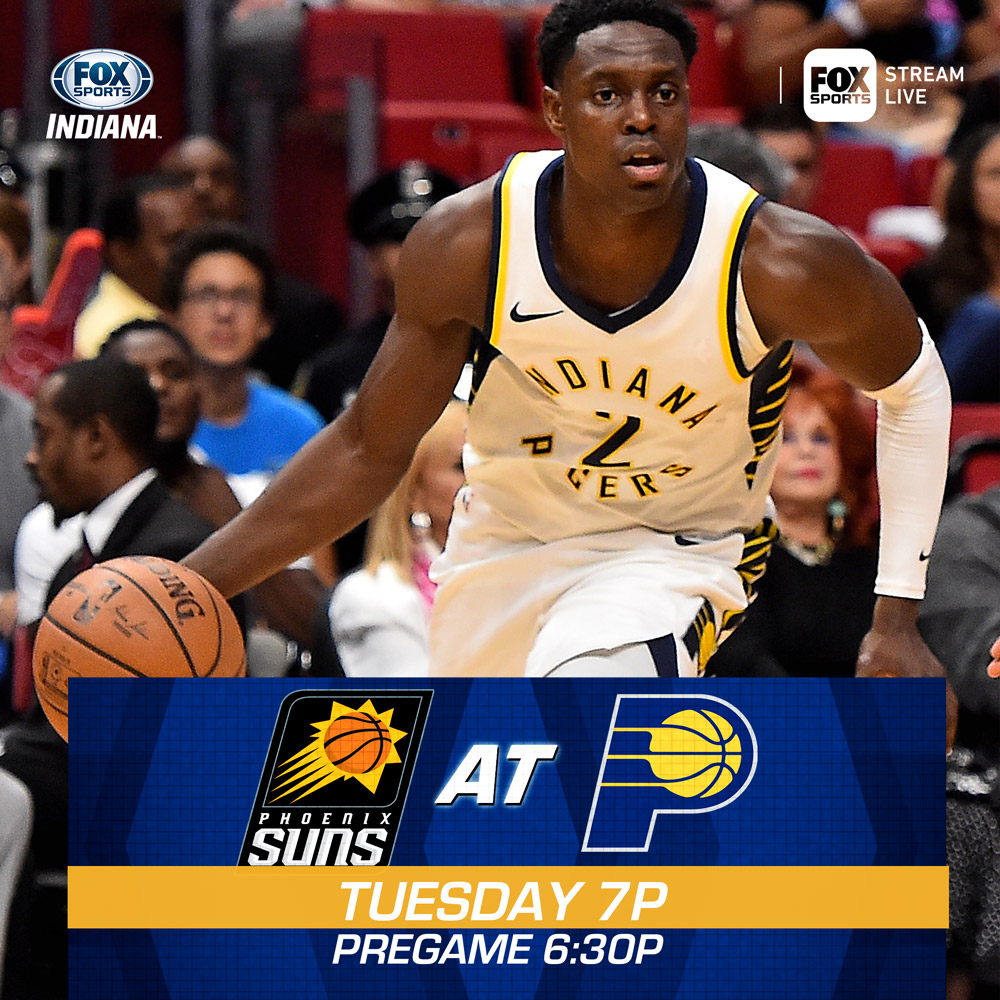 Pacers could see Turner return for matchup against Suns
