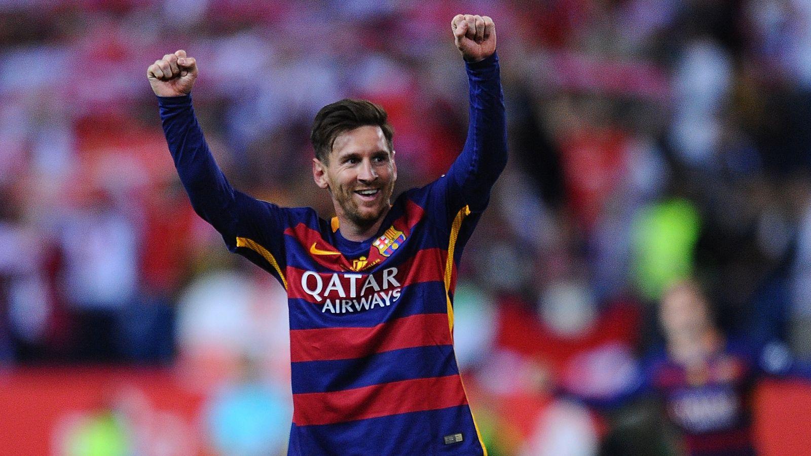 Man United line up move for Barcelona superstar Messi