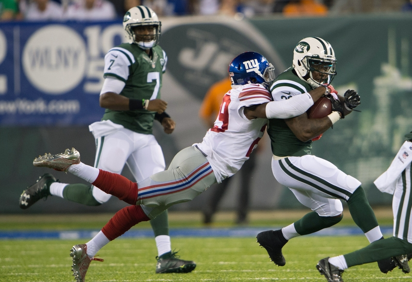 New York Giants List Nat Berhe, Not Darian Thompson, As Starting Safety vs. Dallas Cowboys