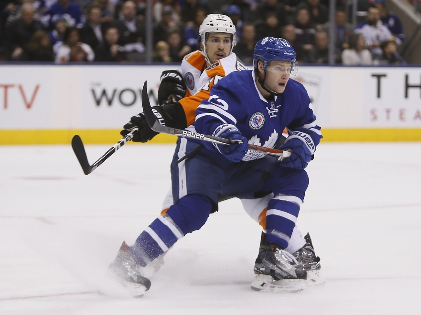 Philadelphia Flyers D Michael Del Zotto Racing to Get Up to Speed
