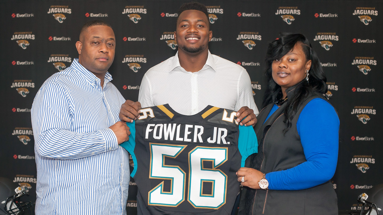 Jaguars DC Wash: 'I can't wait to put my hands on' Dante Fowler Jr.