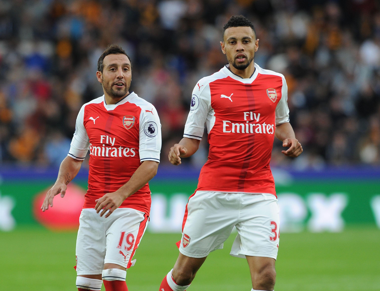 Arsenal: No, Xhaka And Elneny Should Not Replace Coquelin And Cazorla