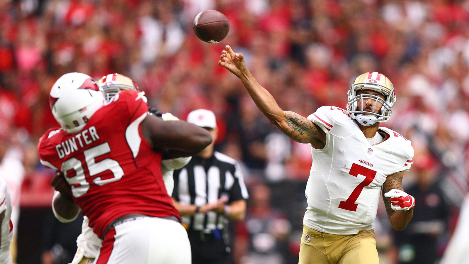 Rested Cardinals return to action against reeling 49ers