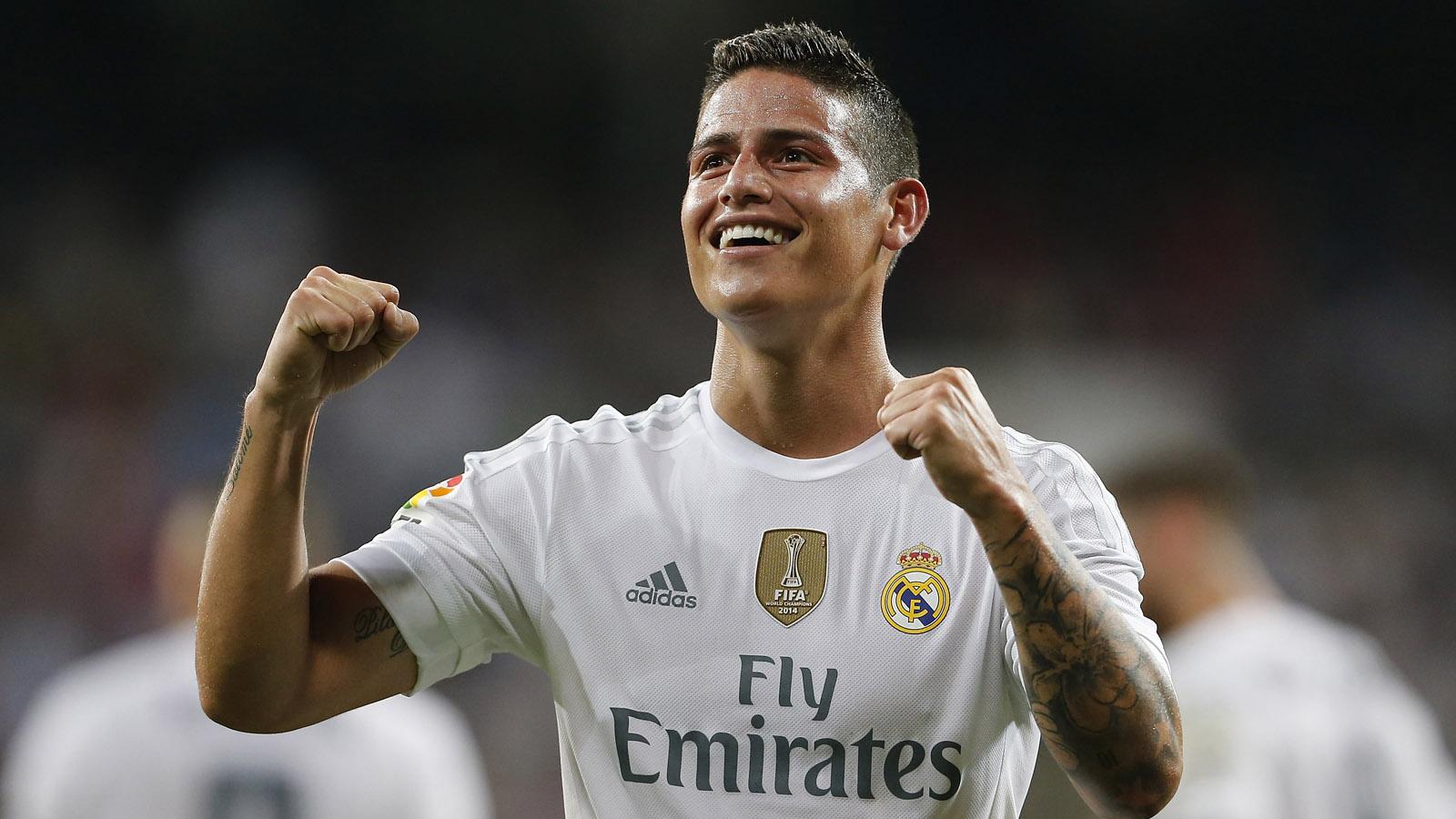 Man Utd ponder unsettled Real Madrid star James