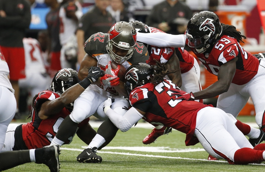 Report: Deion Jones, Devondre Campbell and Paul Worrilow might be back for the Seahawks game