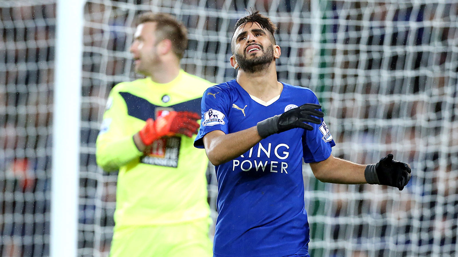 Leicester squander PK chance in bitter draw vs. Bournemouth