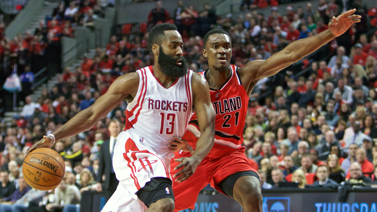 James Harden scores 46, Rockets rally from 21 down to beat Blazers