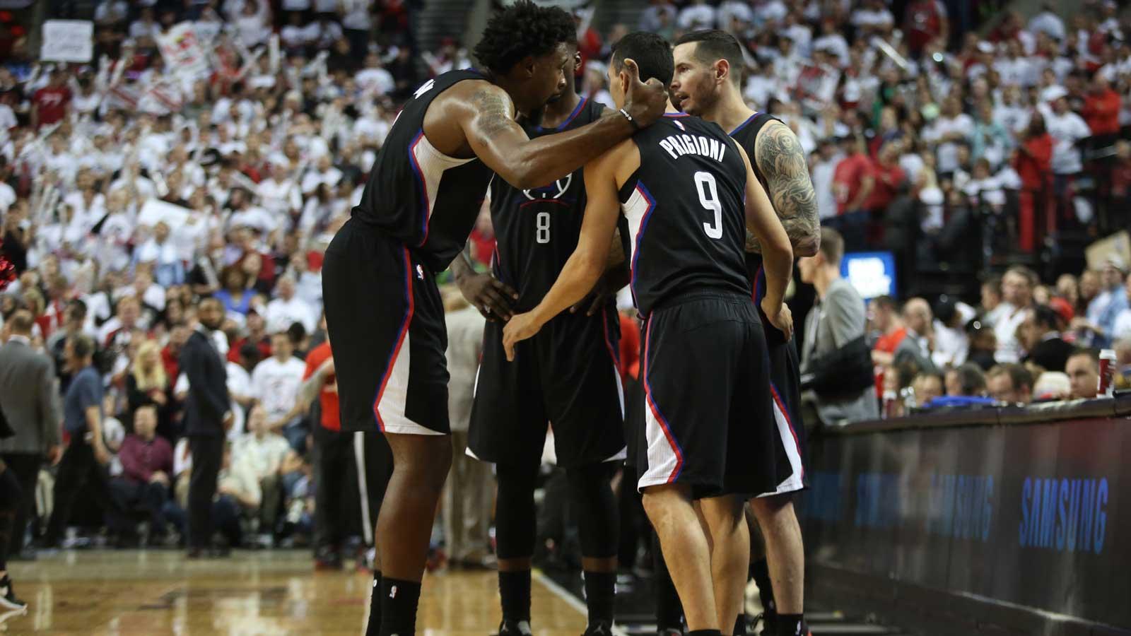 Depleted Clippers seek Game 5 win vs Blazers