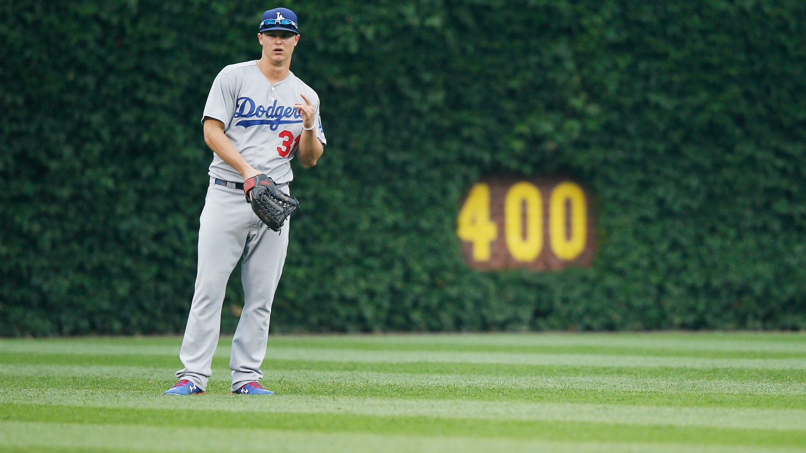 Mets are getting defensive about Dodgers' outfield tactics