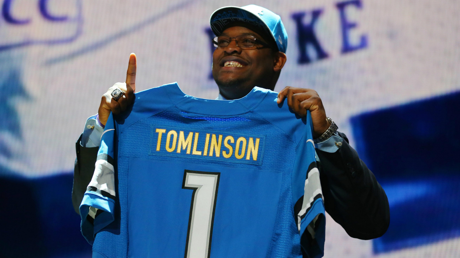 Laken Tomlinson: Lions are 'at the brink of greatness'