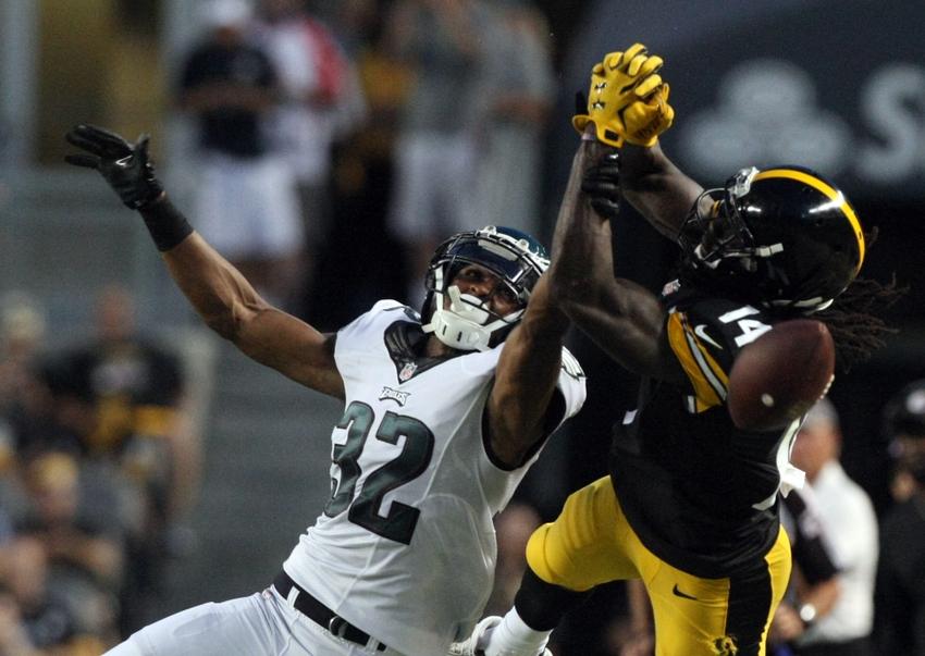 NFL Rumors: Patriots trade Josh Kline to Eagles for Eric Rowe