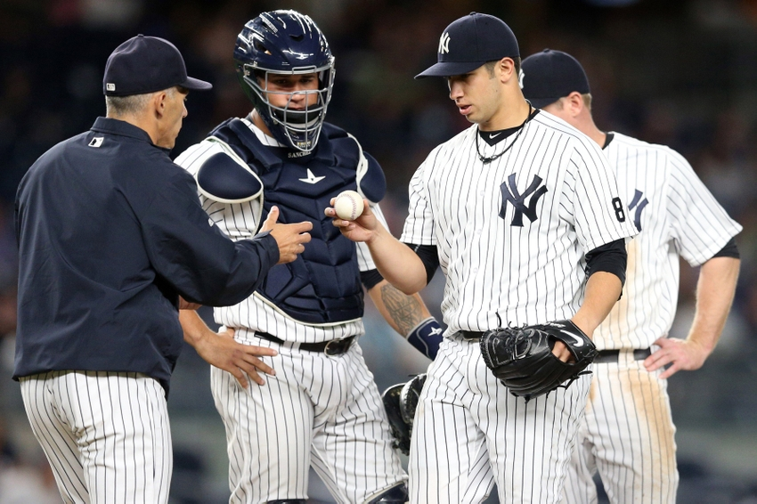 Yankees Rookie Luis Cessa's Home Run Problem a Real Concern