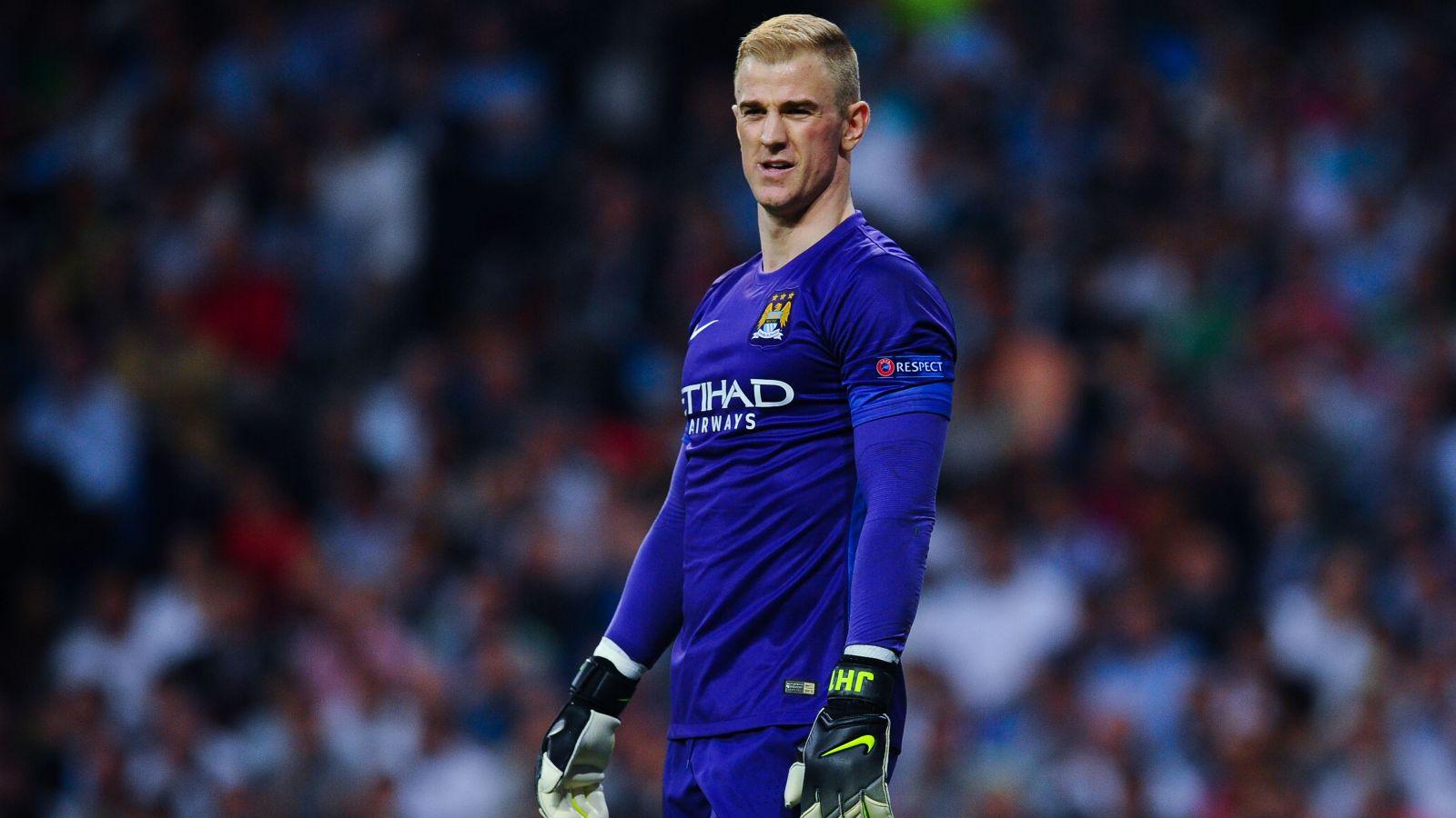 Everton line up sensational bid for Man City keeper Hart