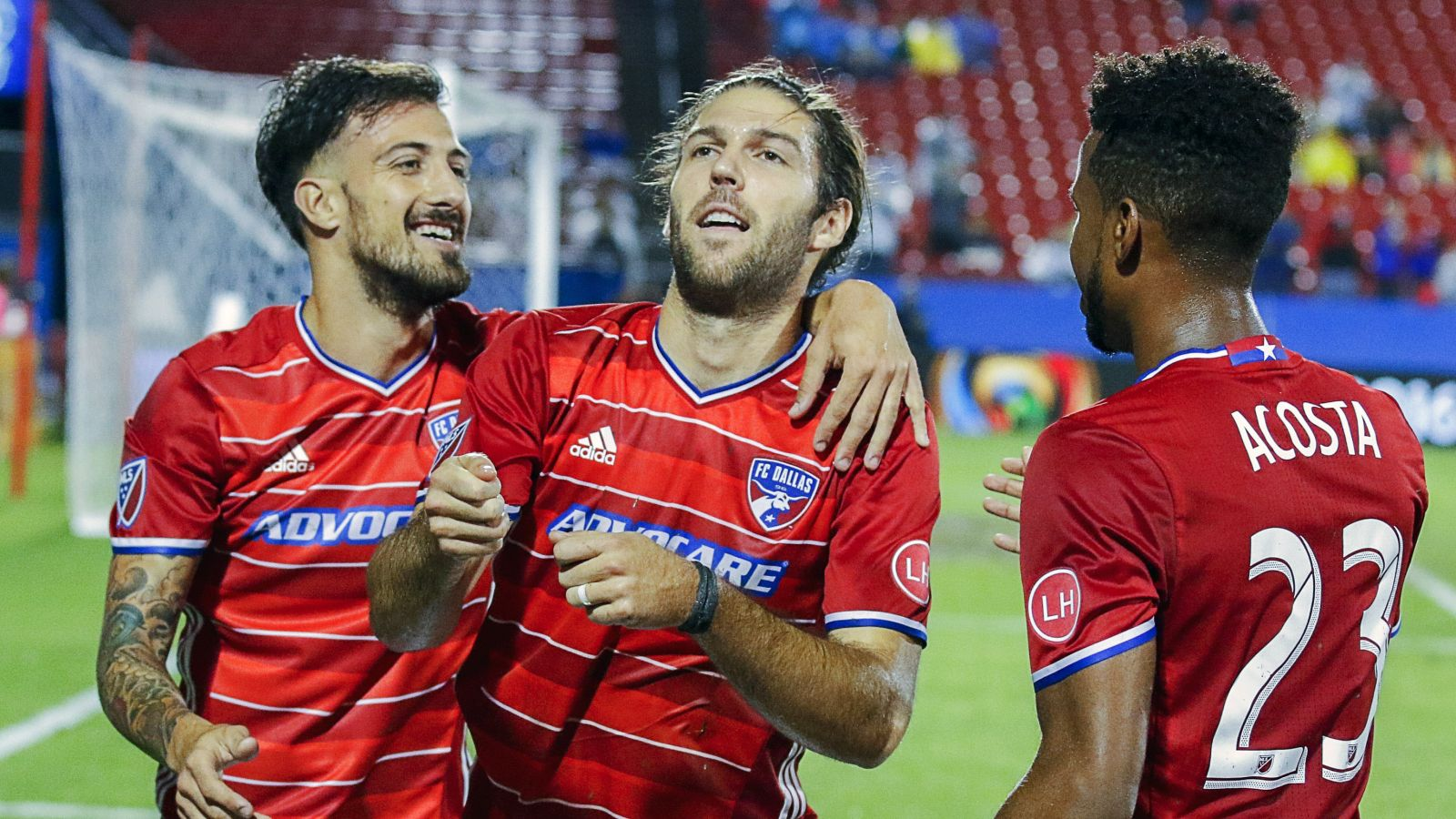 FC Dallas miss chance to claim top spot in rain-delayed draw