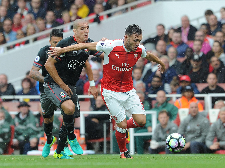 Arsenal: Grading Lucas, Shkodran Mustafi Debuts