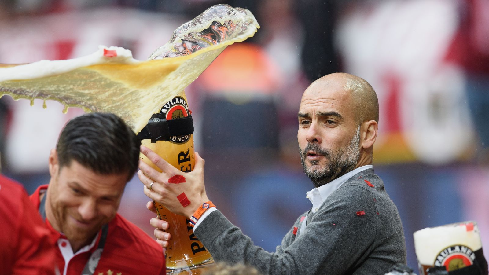Premier League will be a huge test for Guardiola, says Fernandez