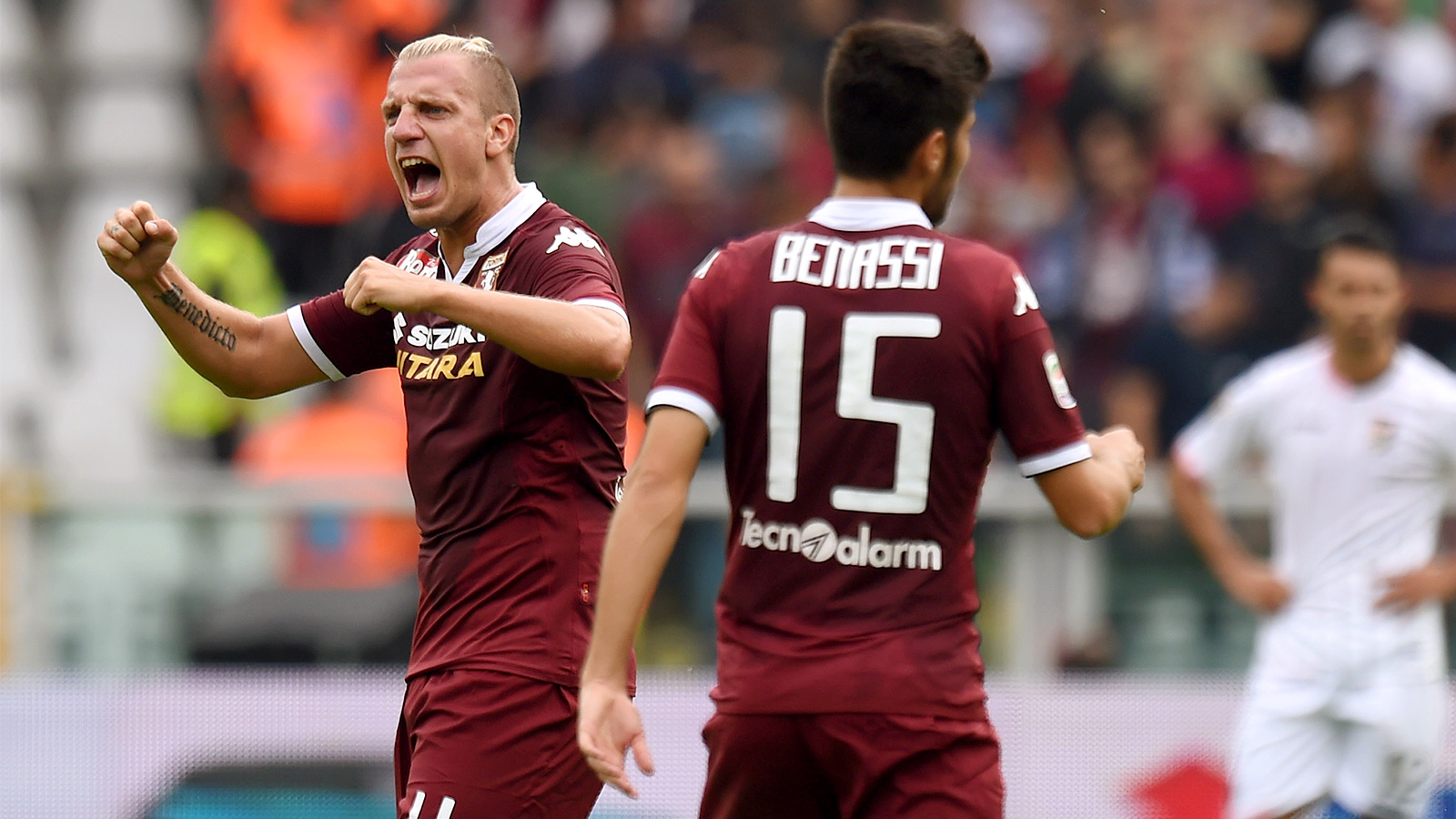 Serie A: Torino beat Palermo to move 2nd as Sassuolo and Chievo draw