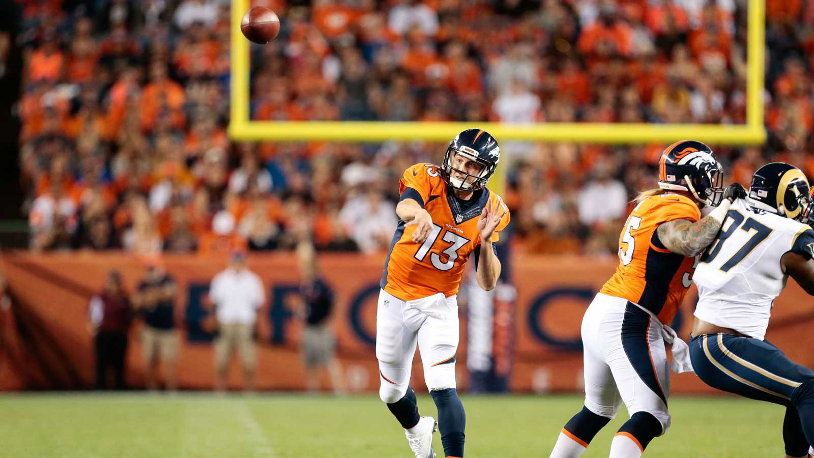 AFC West: Broncos still rule the division