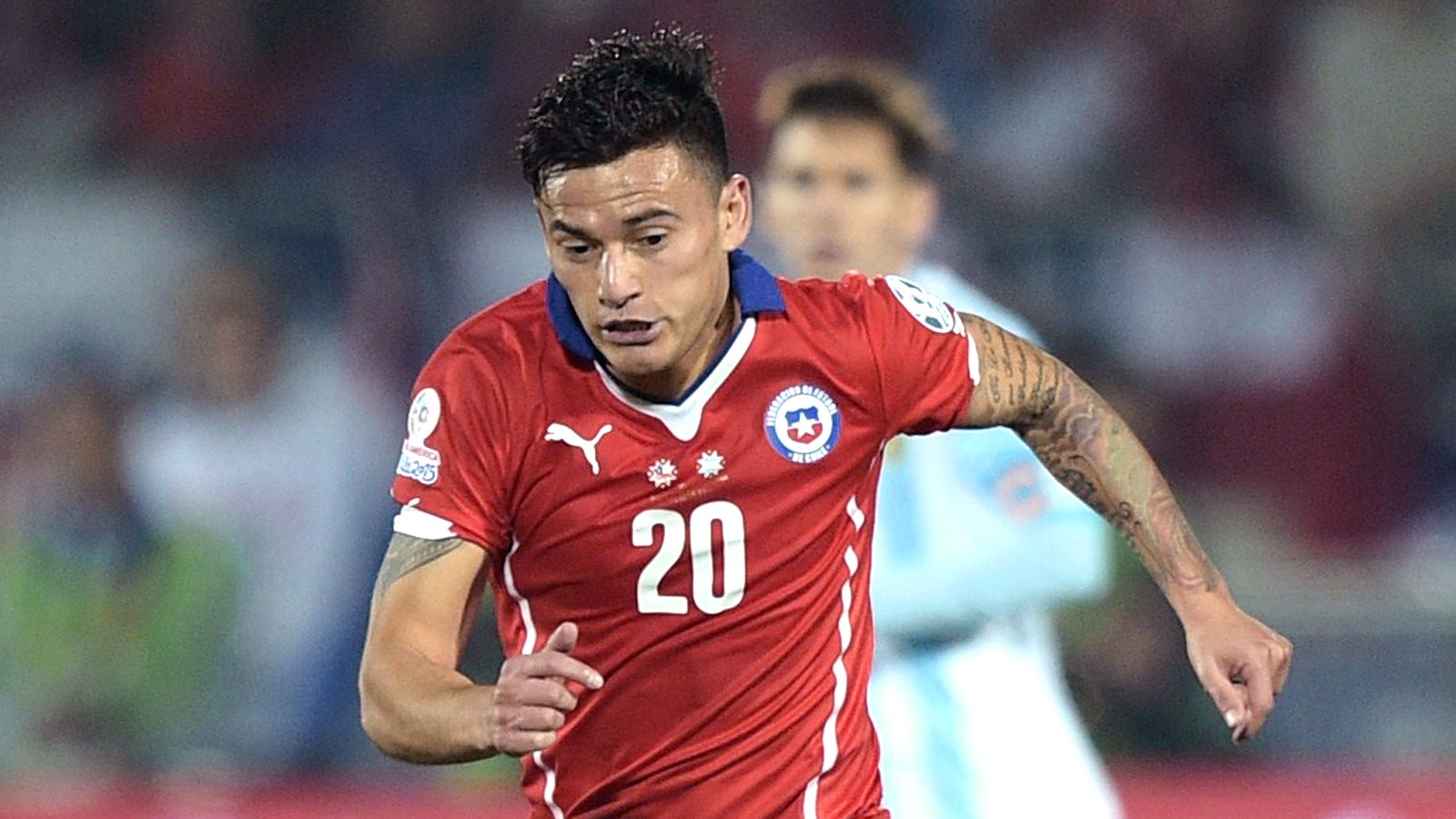 Bayer Leverkusen signs Chile midfielder Aranguiz from Internacional