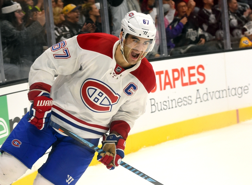 Montreal Canadiens: Max Pacioretty Responds on First Line
