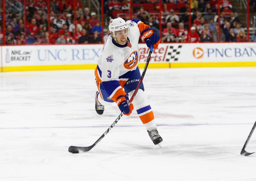 New York Islanders Daily: Travis Hamonic Is Happy He Stayed