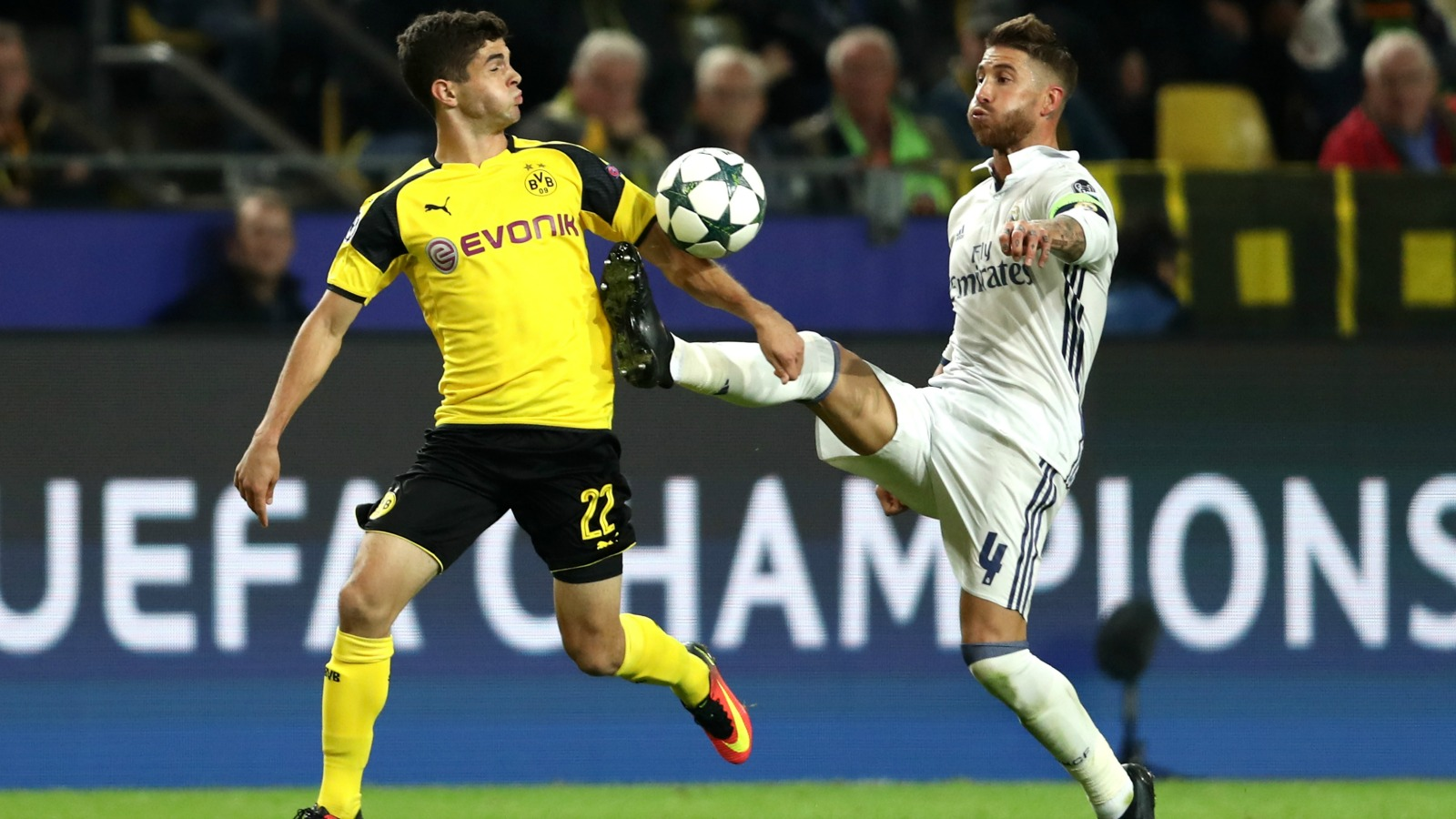 Christian Pulisic shined against one of the best teams in the world this time