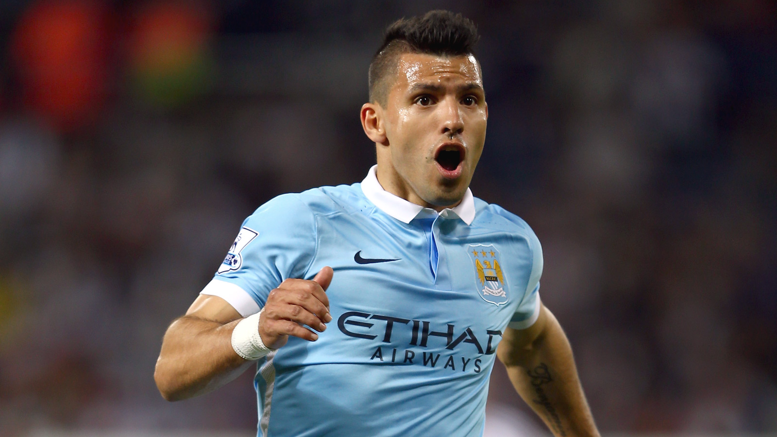 Man City striker Aguero in contention to start against Chelsea