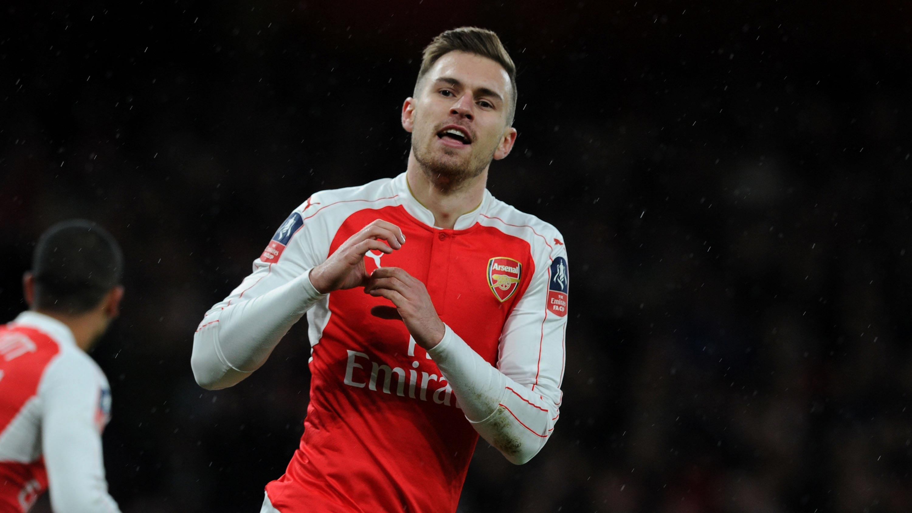 Barca confident of bringing Arsenal's Ramsey to the Nou Camp