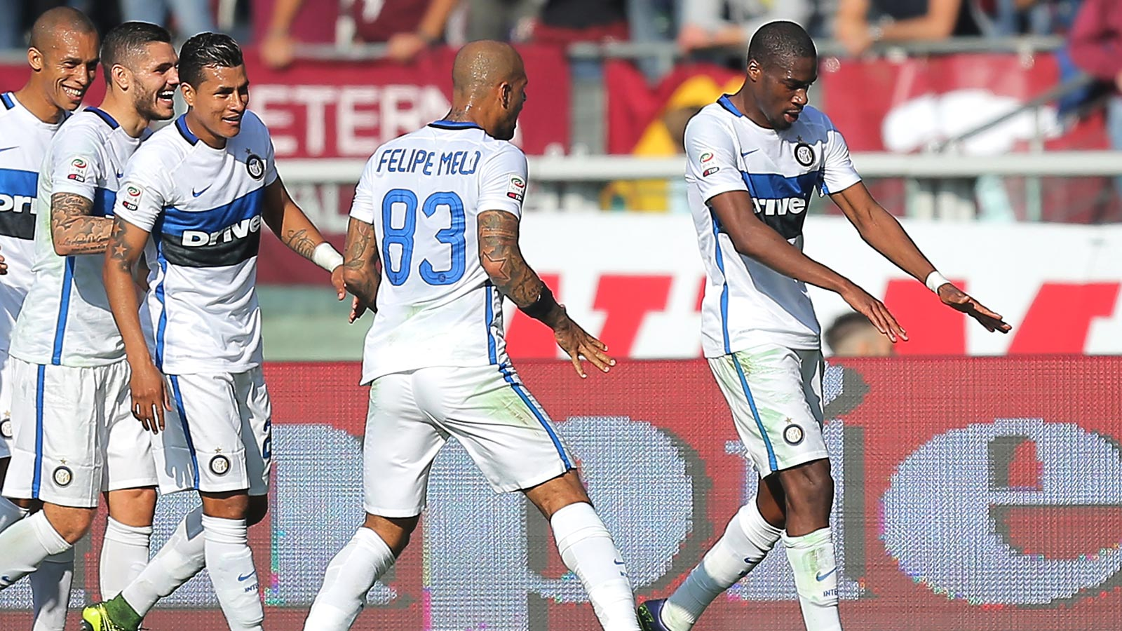 Kondogbia strike maintains Inter Milan win streak, tops Torino