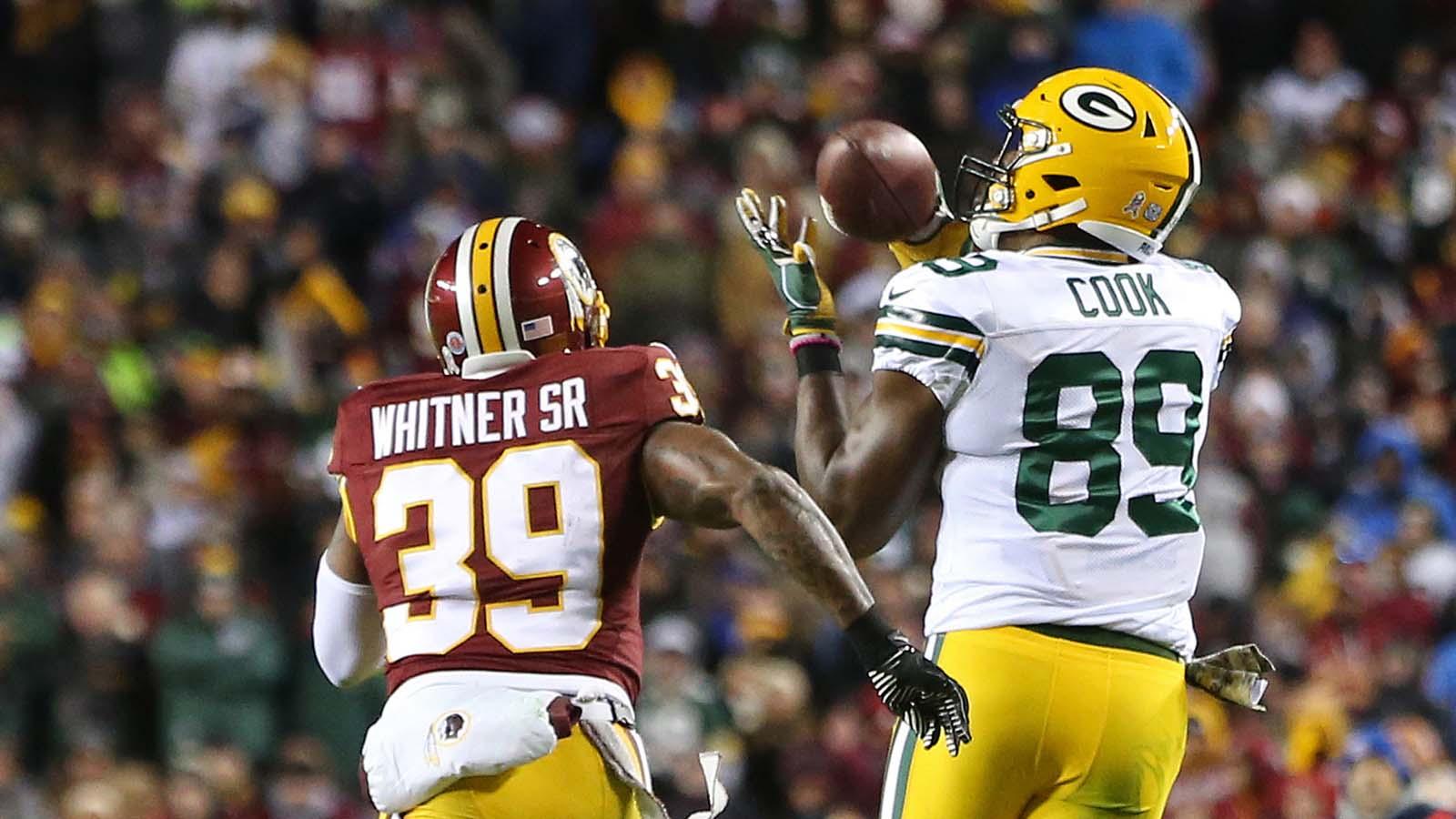 Packers Snap Counts: Cook, Matthews return