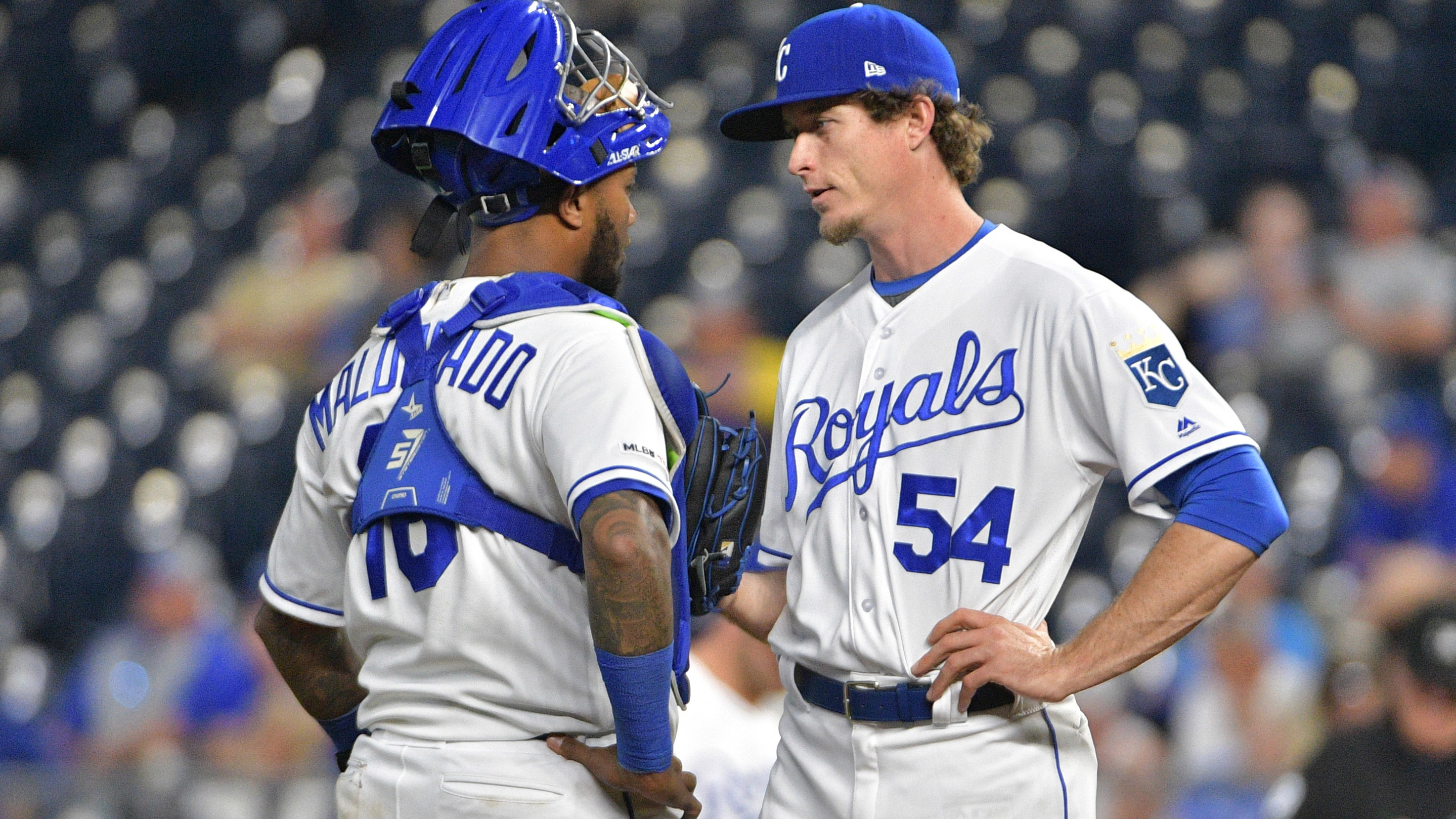 Royals recall Tim Hill from Omaha