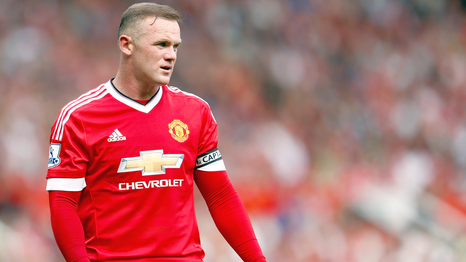 Report: Manchester United's Rooney set to miss Liverpool clash