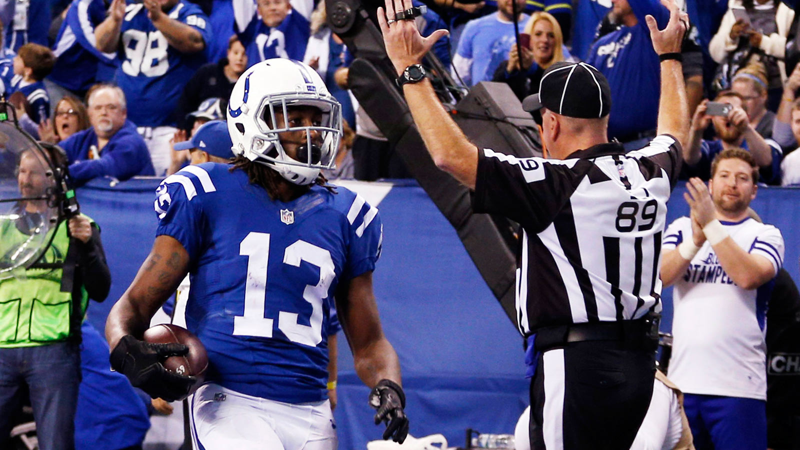 Indianapolis Colts: 7 building blocks for 2016