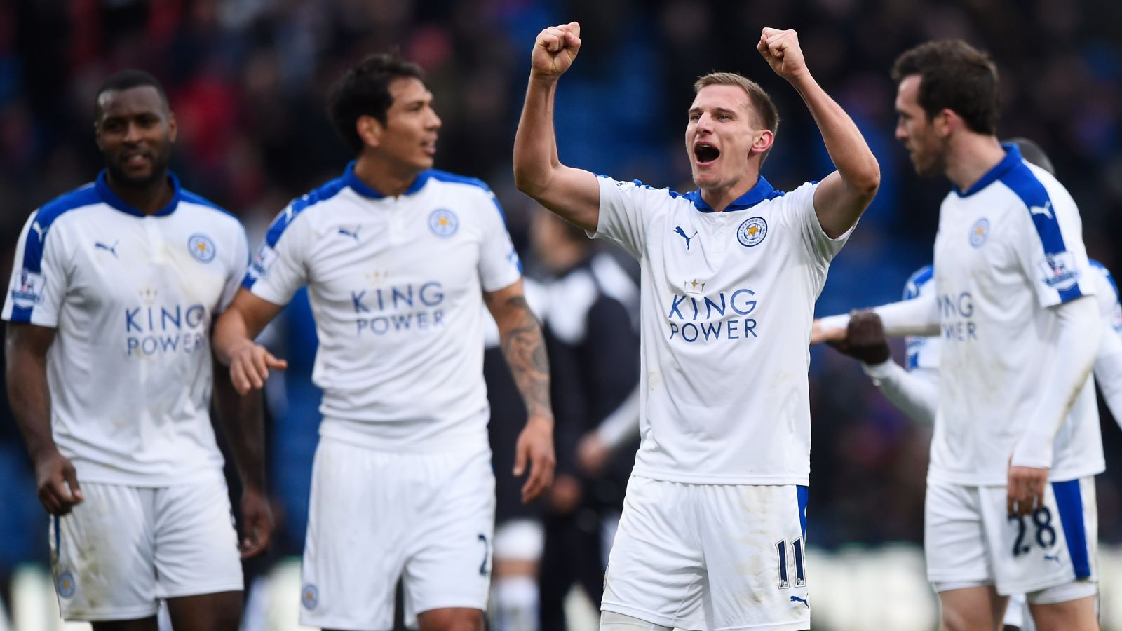 Ranieri insists top four finish is Leicester's main focus