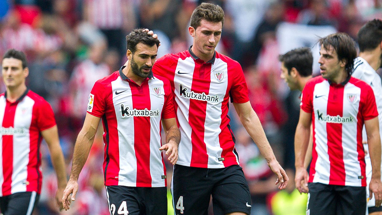 Athletic Bilbao clinch comeback win at home against Valencia