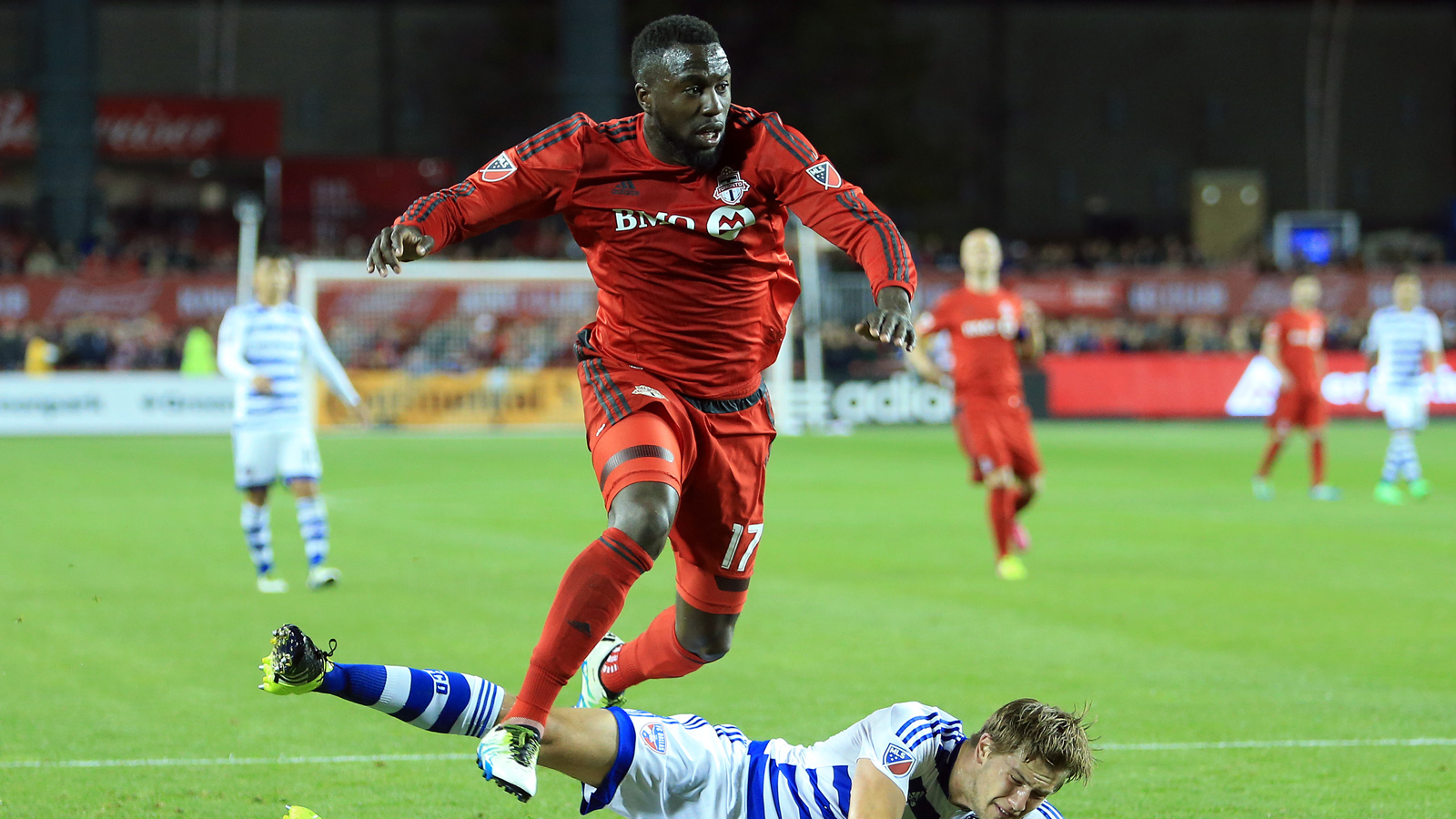 Jozy Altidore's scoring spree continues and he may be in his best form ever