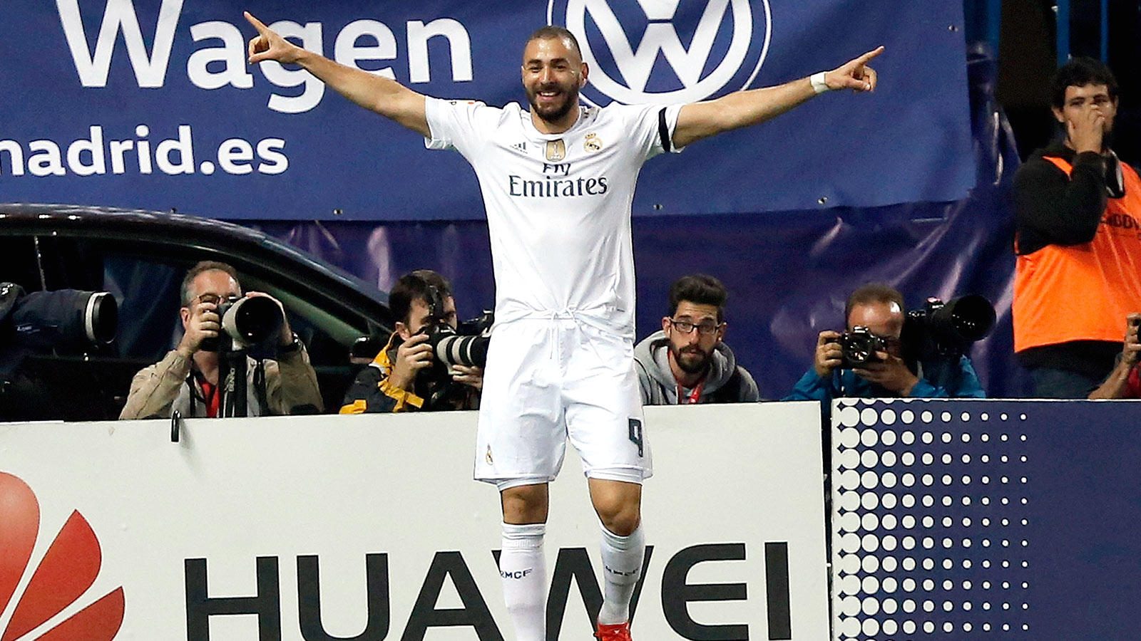 Arsenal on red alert in chase for Real Madrid's Karim Benzema