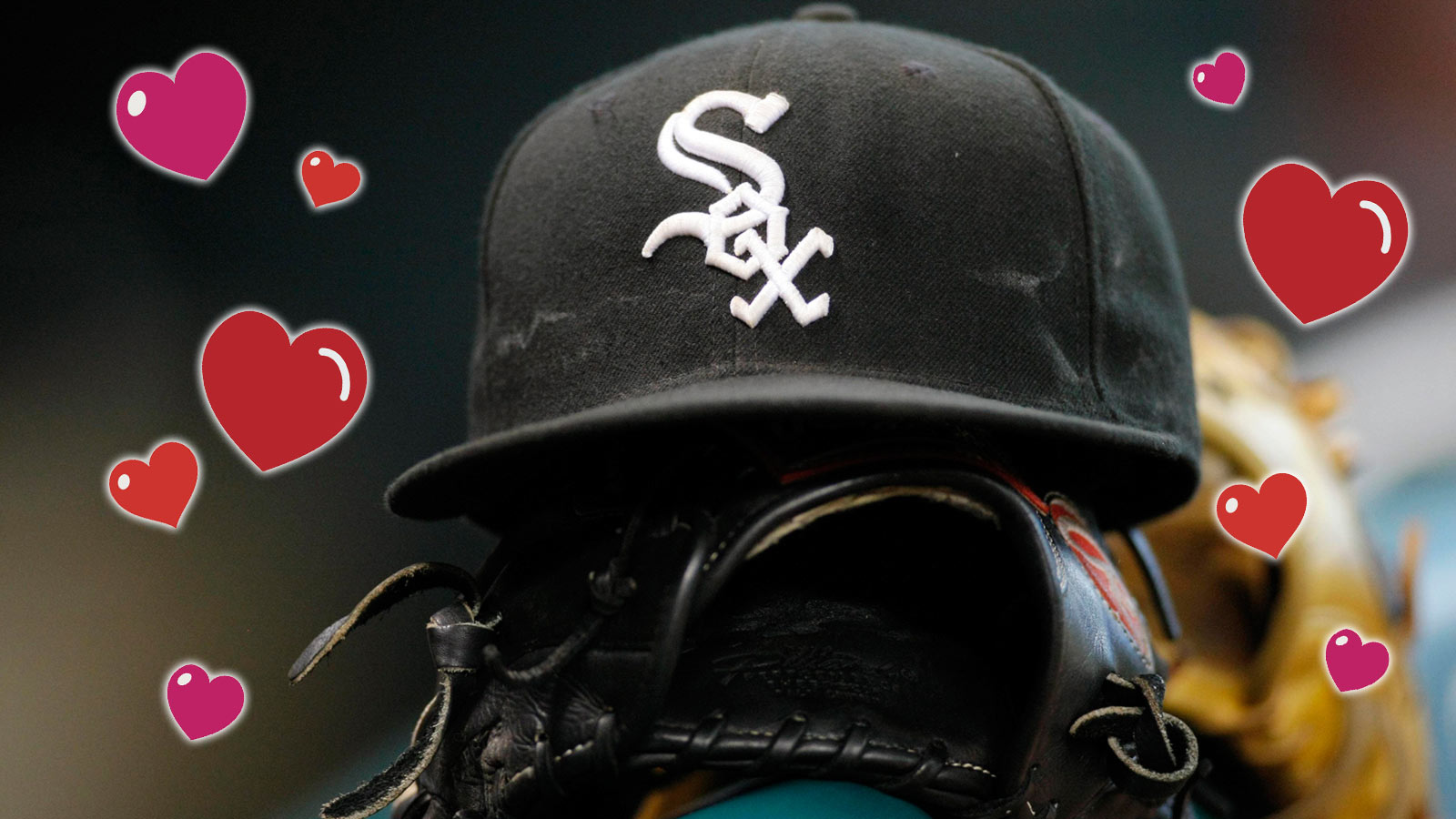 White Sox win Valentine's Day early with pun-heavy player cards