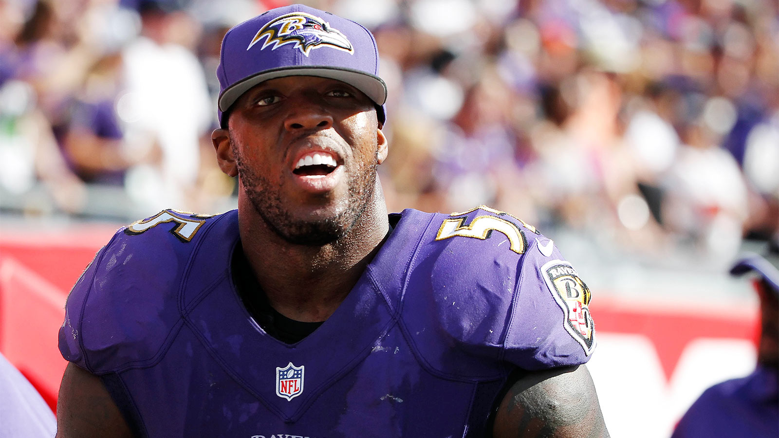 Ravens' Terrell Suggs continues to needle Matt Schaub