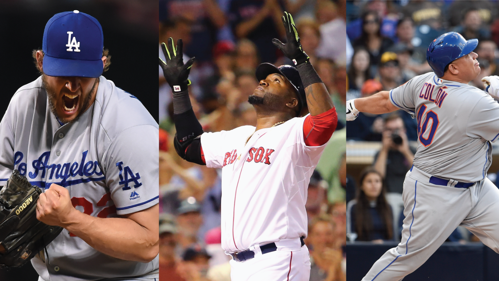 Ranking the 12 best moments from the MLB first half