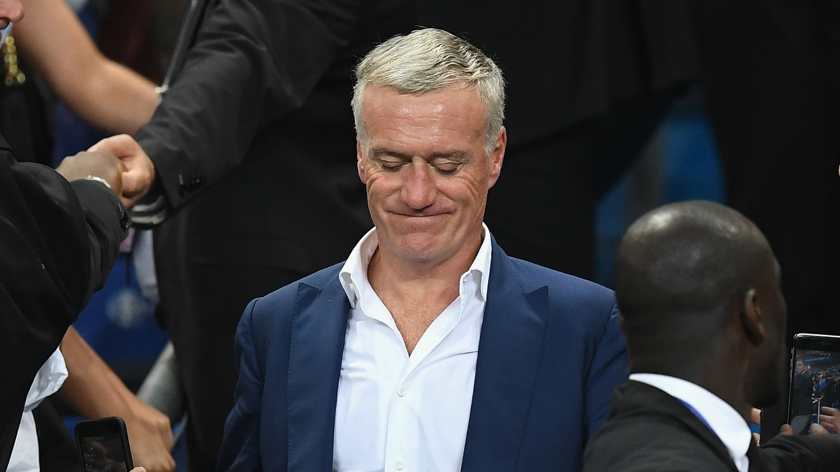 Didier Deschamps' naivety cost France Euro 2016