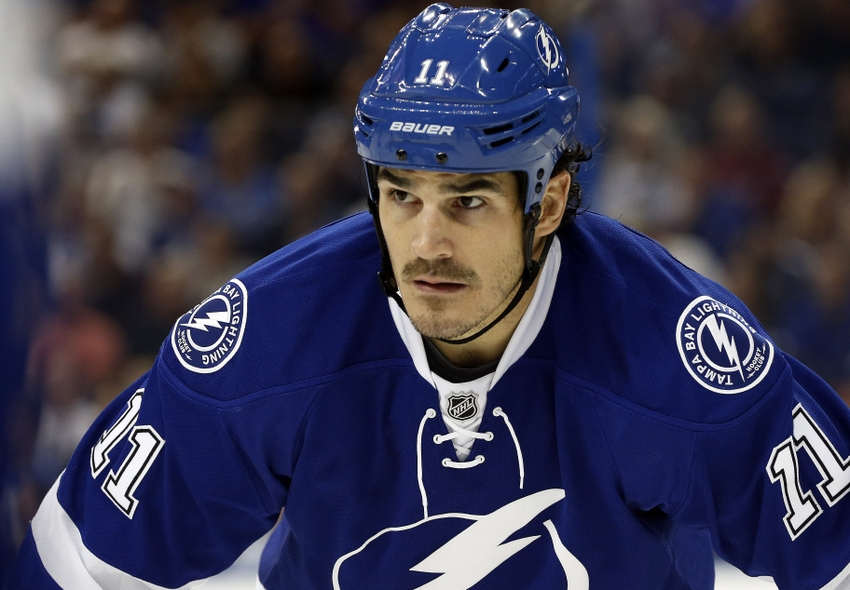 Tampa Bay Lightning F Brian Boyle: 'I'd Love To Play Against Us Right Now.'