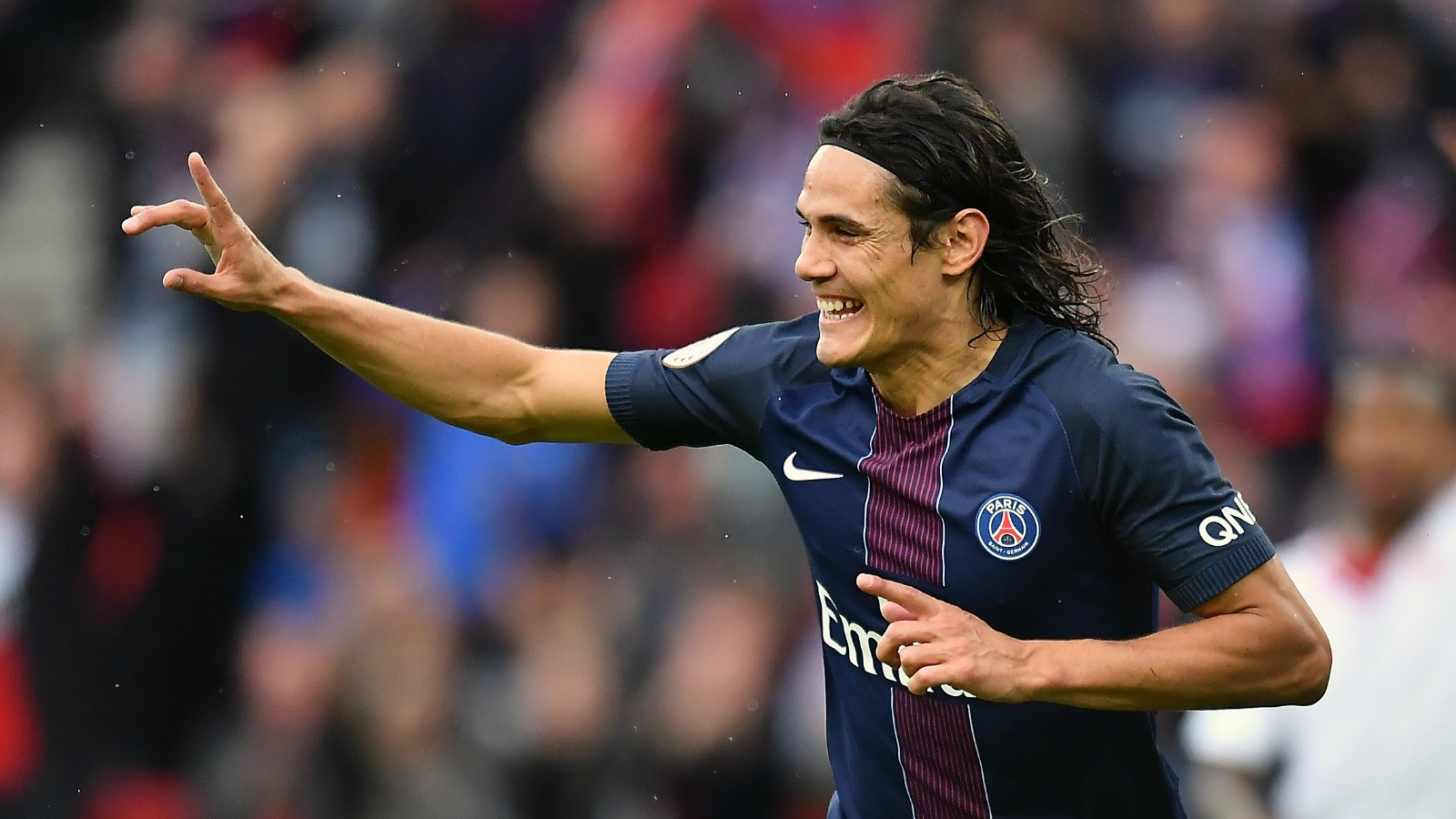 Edinson Cavani's backheel goal shouldn't have counted, but we can still watch and enjoy