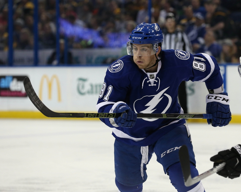 Tampa Bay Lightning Year In Review: Jonathan Marchessault