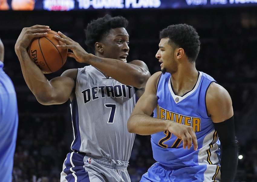 Stanley Johnson suspended for Friday's game against Clippers