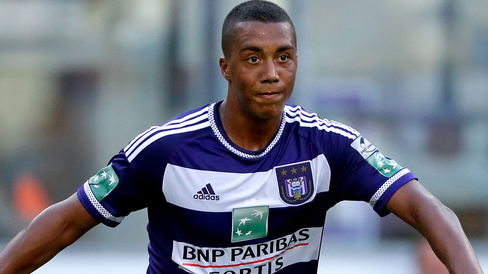 Arsenal eye Anderlecht midfielder Youri Tielemans