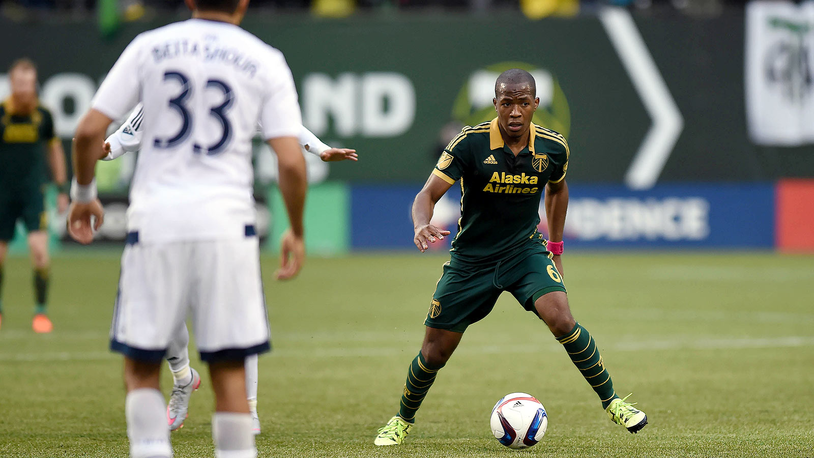 Celtic target Darlington Nagbe, but it's probably a tough sell for Portland Timbers