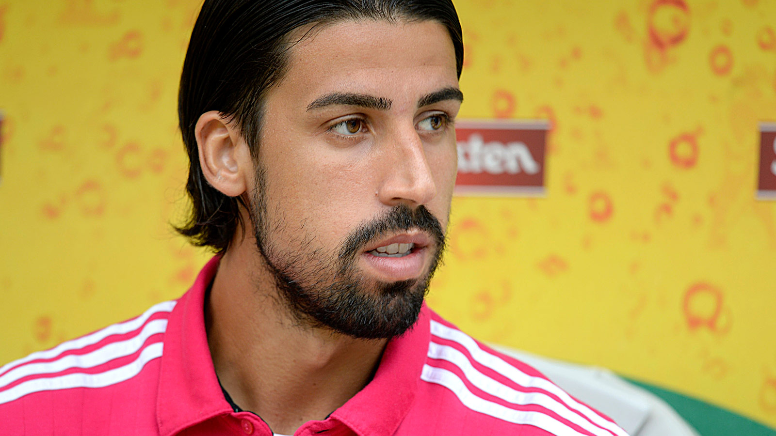 Juventus' Sami Khedira injures hamstring, could miss start of Serie A season
