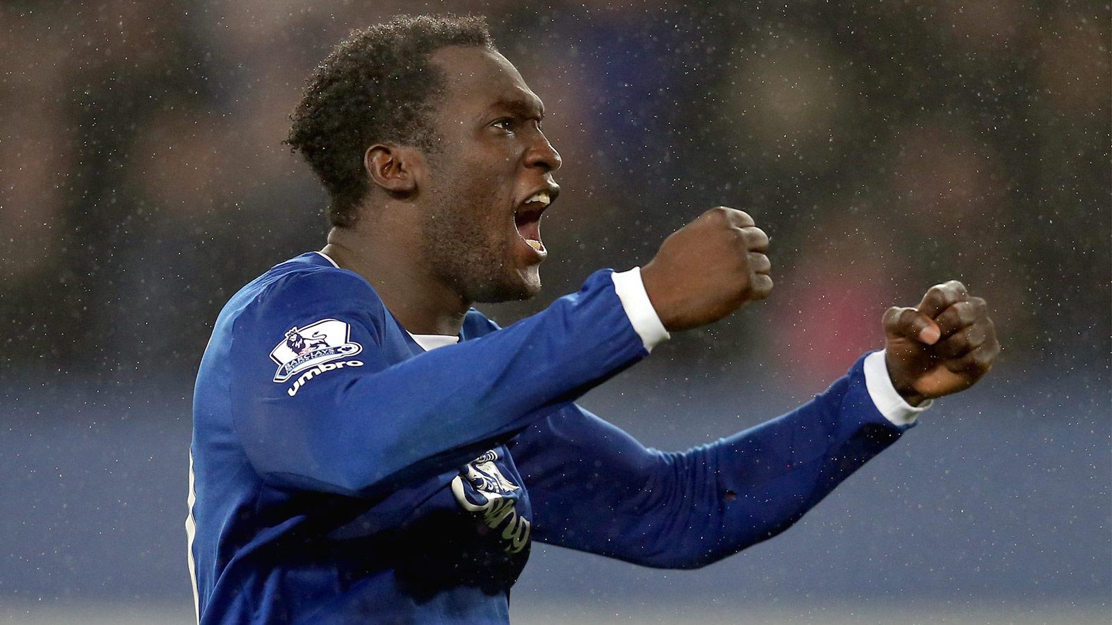 Everton's Martinez talks up Lukaku's importance